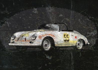 Porsche 356 GS GT Carrera