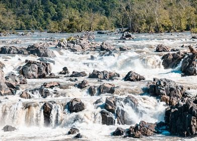 Great Falls on the Potomac