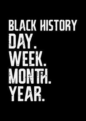 Black History Day Week
