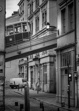 Old Lyon street view