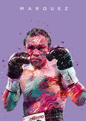 Boxer Juan Manuel Marquez
