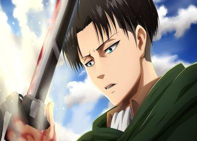 Shingeki No Kyojin Levi Ac