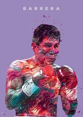 Boxer MarcoAntonio Barrera