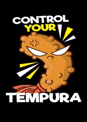 Control Your Tempura Japan
