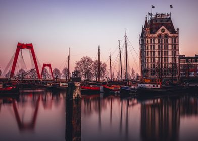 Het Witte Huis Rotterdam