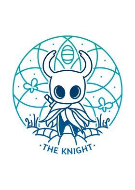 Hollow Knight The Knight