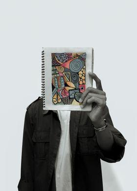 Ali Potrait artsy