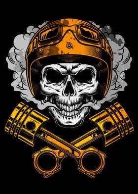 Skull Motor Garage