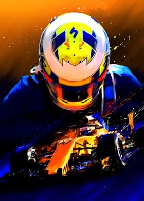 Lando Norris Formula one