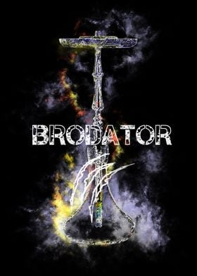 BRODATOR SHISHA