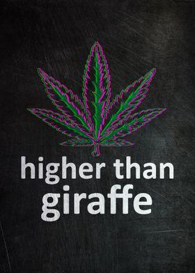 Higher Than Giraffe