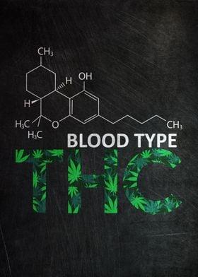 Blood Type THC