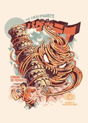 The Kaiju Spaghetti