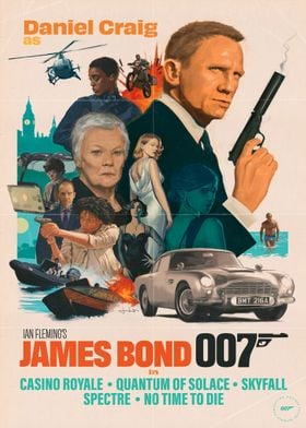 James Bond Fan Art