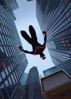True Spiderman