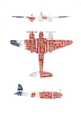 de Havilland Mosquito Type
