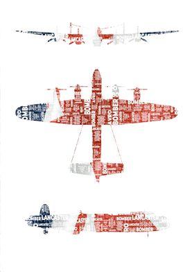 Lancaster Bomber Type