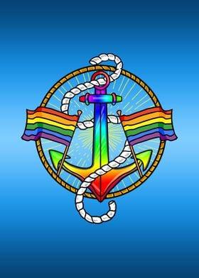 Rainbow Anchor