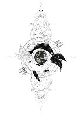 Celestial Yin Yang