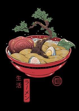 Bonsai Ramen