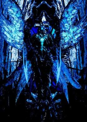Blue Suprem Demon