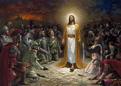 We all love Jesus