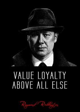 Raymond Red Reddington