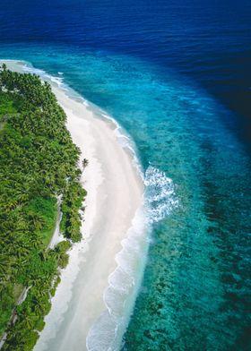 Sandy Palm Beach Maldives