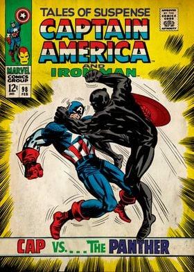 Cap vs Panther