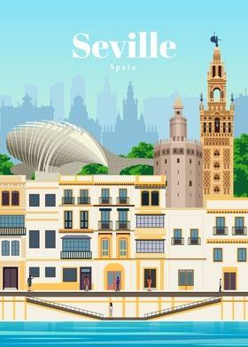 Travel to Seville