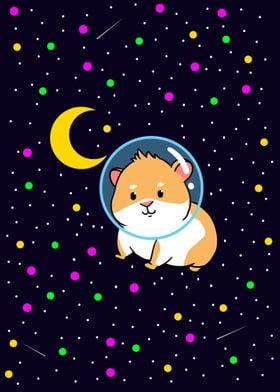 Guinea Pig In Space