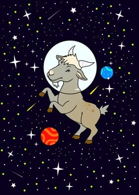 Goat In Space