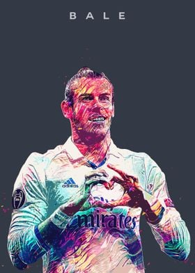 Football Gareth Bale