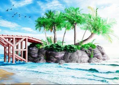 Kingdom Hearts Islands