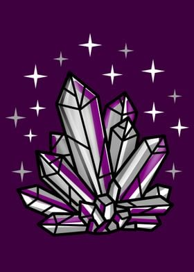 Asexual Crystal