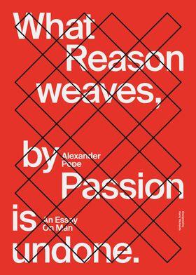 What Reason Weaves