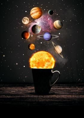 Solar System Cup