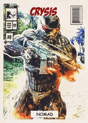Crysis Comic