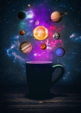 Galaxy System Cup