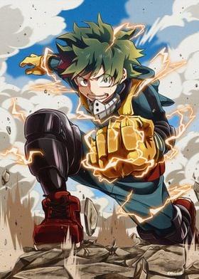 Deku Boku No Hero Academia