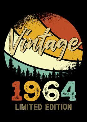 Vintage 1964 Limited