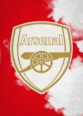 Current Club Crest in Gold