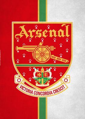Arsenal Crest 2001 VCC