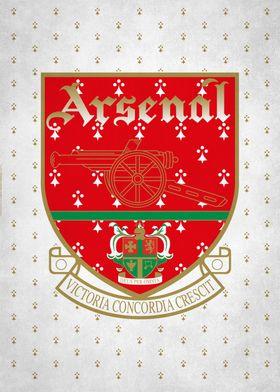 Arsenal Crest VCC