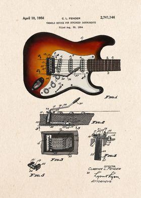 guitar patent color 6