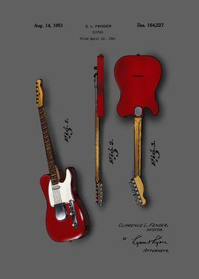 guitar patent color 3a