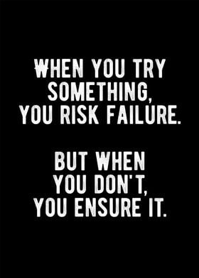 Risk It Wise Quote
