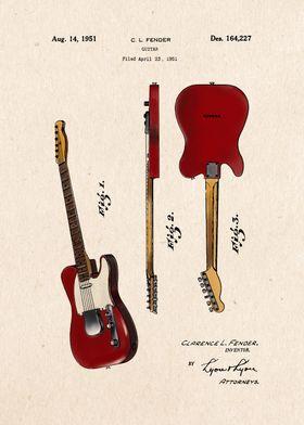guitar patent color 3