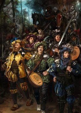 The Bards of Mordhau