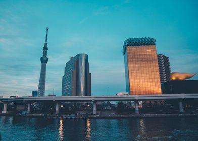 Tokyo SkyTree Bay
